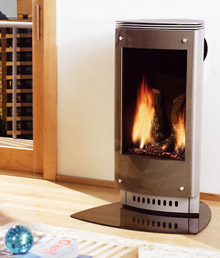 Direct Vent Gas Stove