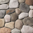 Basic Energy Fireplace Equipment: Cultured Stones